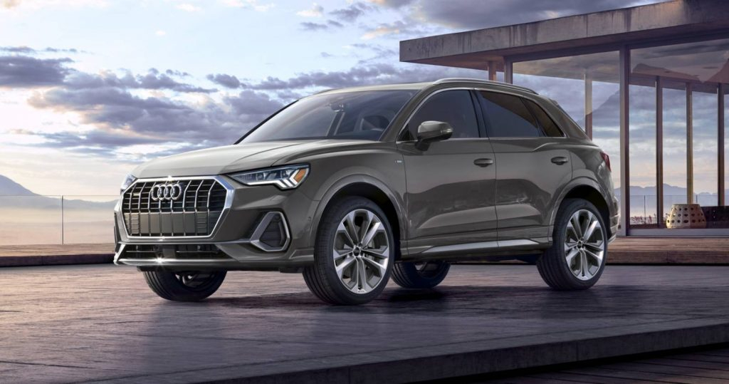 2019 Audi Q3 Coming To U S With Single 228HP Engine