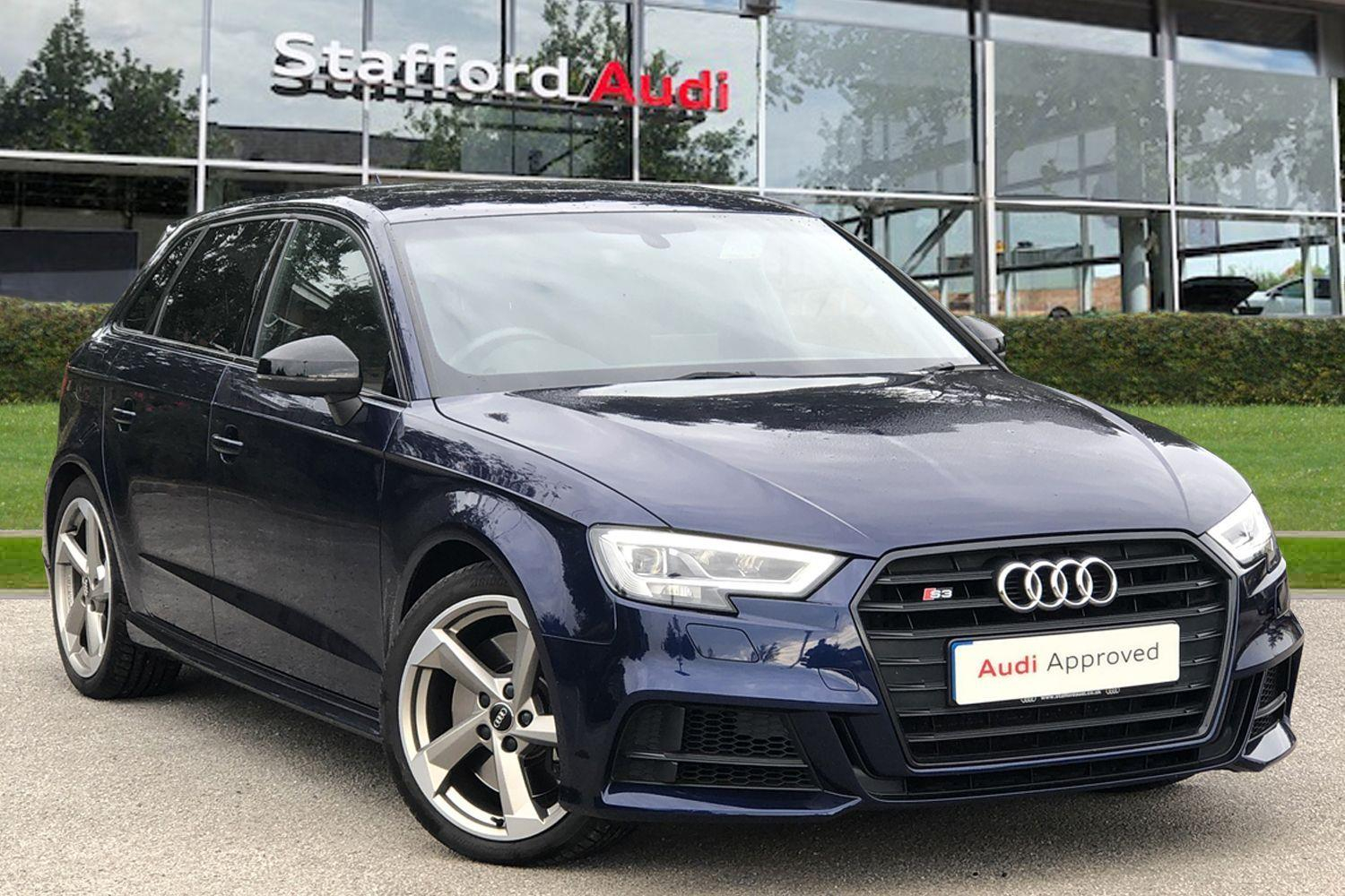 Used 2020 Blue Audi S3 For Sale PistonHeads