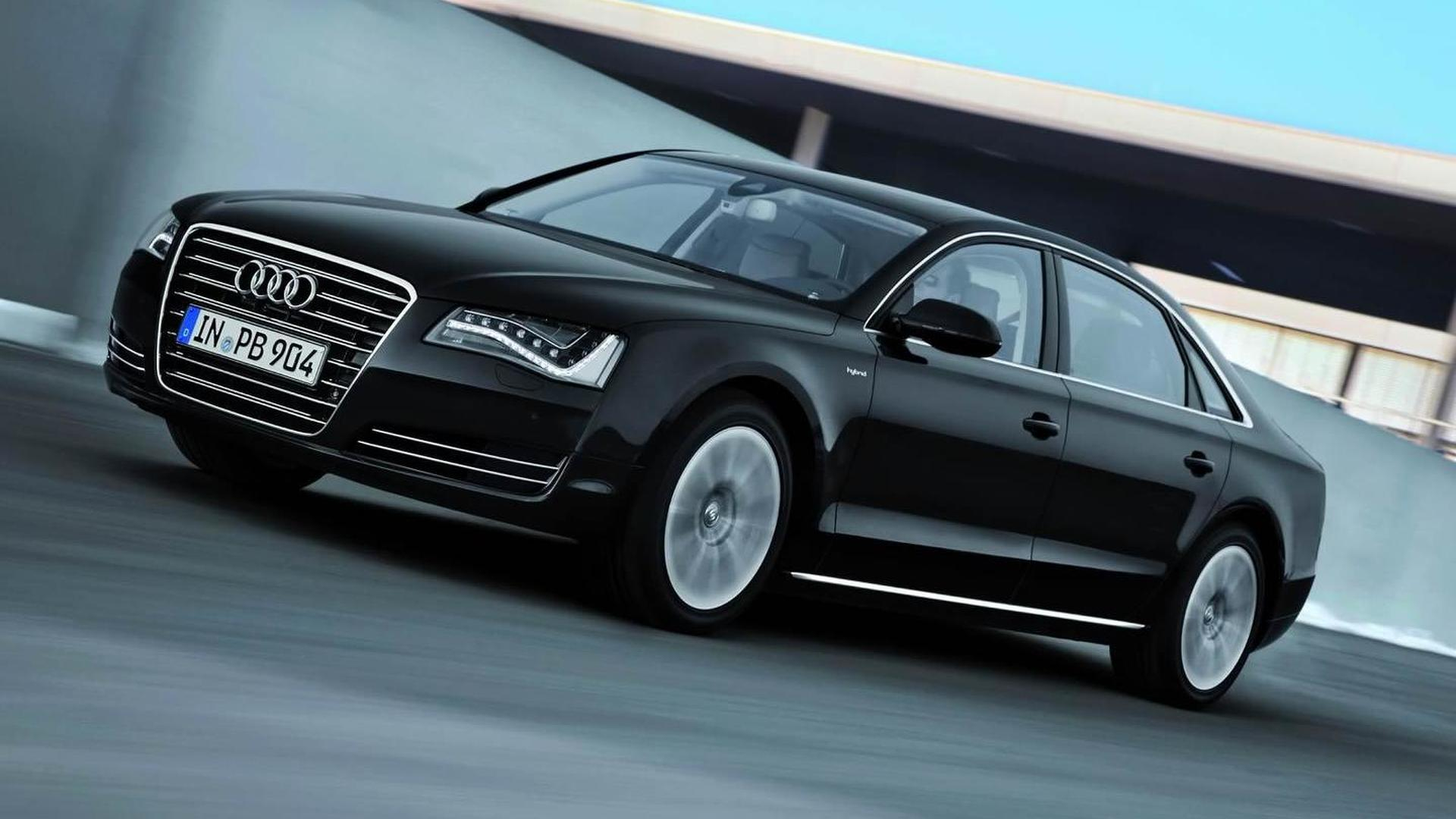 Next gen Audi A8 To Get RWD And aluminum Hybrid Body