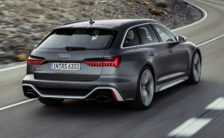 How Much Is The Audi Rs6 Avant, Crash Test, Transmission, Rumor