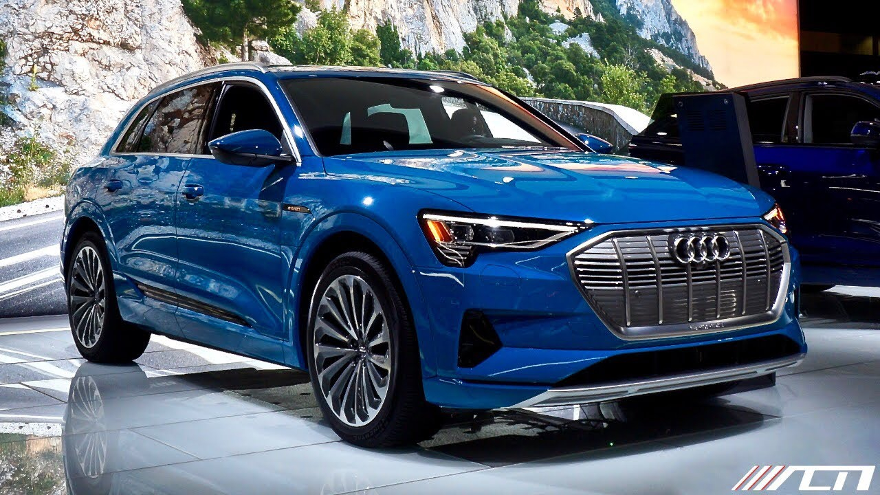 2020 Audi E Tron First Look A Good First Start From The