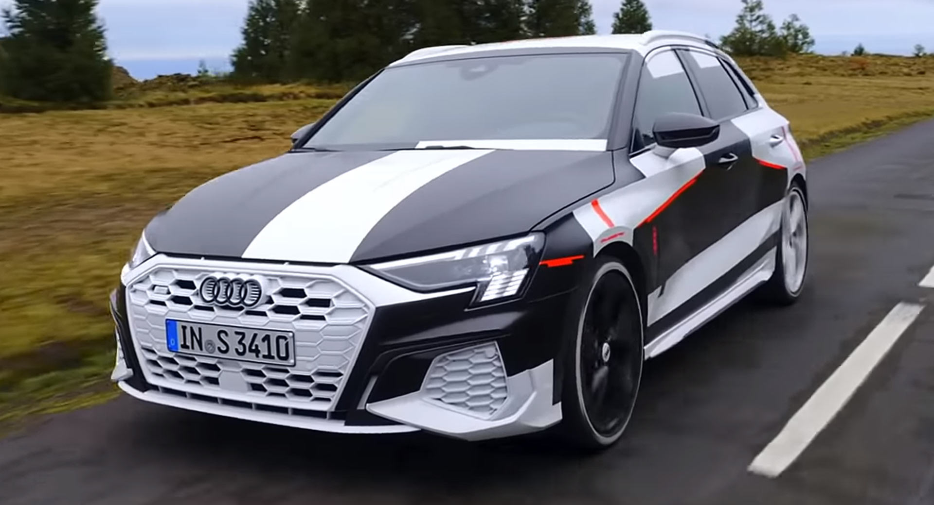 2020 Audi S3 Prototype Review Finds It A Better All